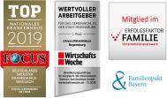 TOP Arbeitsgeber 2017 - Focus